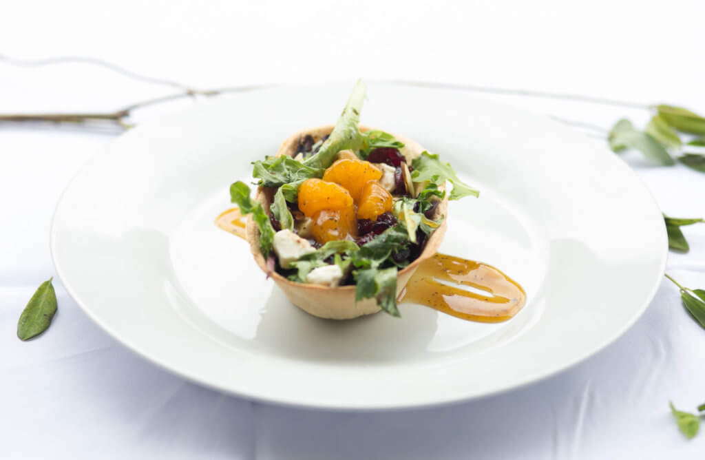Inspired Events Catering - Salad