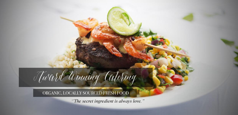 Award Winning Catering in Miami